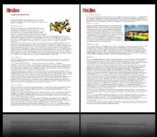 Рекламная статья автохимии Bardahl в журнале ЕвтоДела