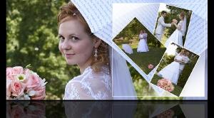 Свадебная фотокнига Антона и Натальи